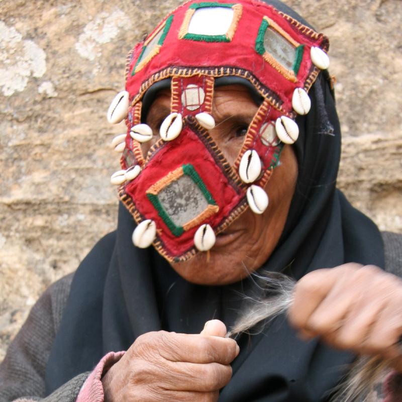 Tunisia Elder